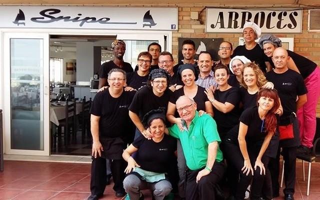 Restaurante Snipe en Arenales del Sol