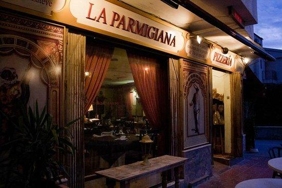 Pizzería Parmigiana en Santa Pola