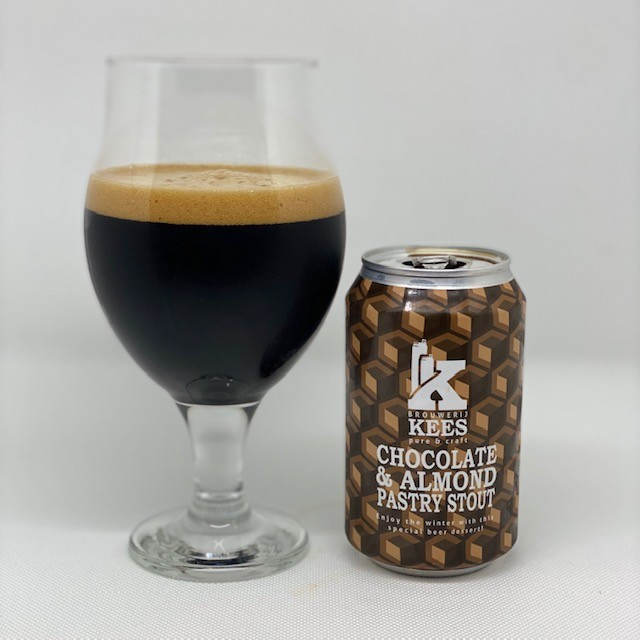 Kees Chocolate Almond Pastry Stout