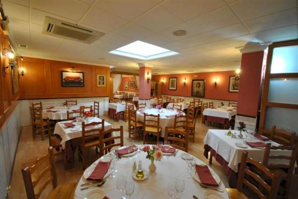 Restaurante Casa Paqui en Castalla